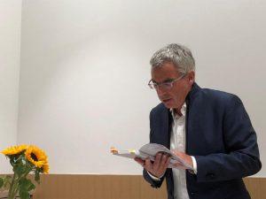 Buchpräsentation Promenadengalerien